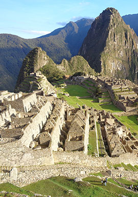 Machu-Pichu Honeymoon Vacation